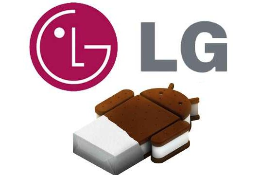 LG Serving Up Ice Cream Sandwiches in 2012