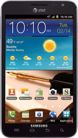 Samsung Galaxy Note Unlocked World Version On Sale!