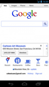 Google introduces a new local search experience across your devices.
