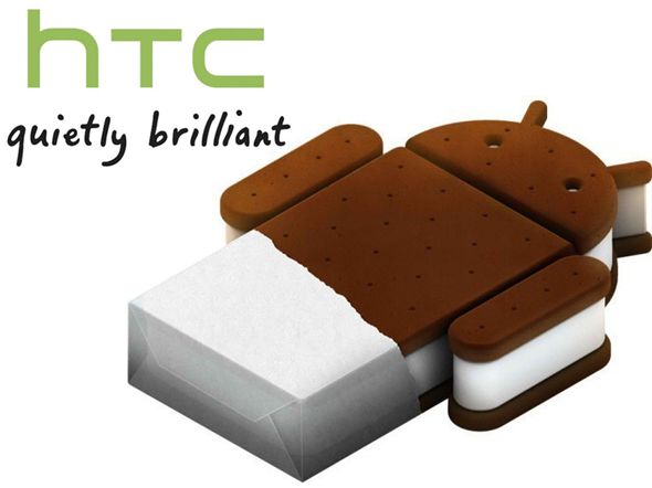 HTC List Devices That Will Receive Ice Cream Sandwich