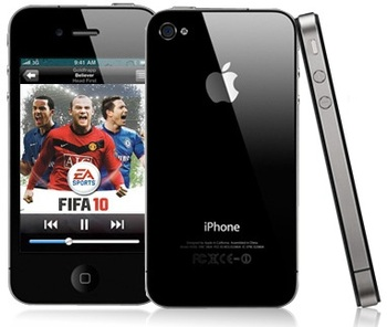 AT&T 16GB iPhone 4S, For $549