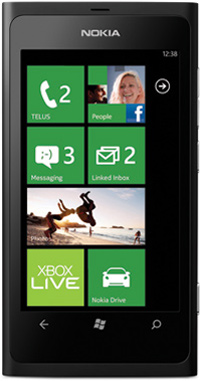 Heads Up, TELUS Offering Nokia Lumia 800 for $25