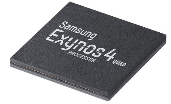 Samsung Reveals Exynos Quad Core Processor Will Power Samsung Galaxy S III