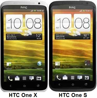 UK Carriers Set To Receive HTC One X And HTC One S
