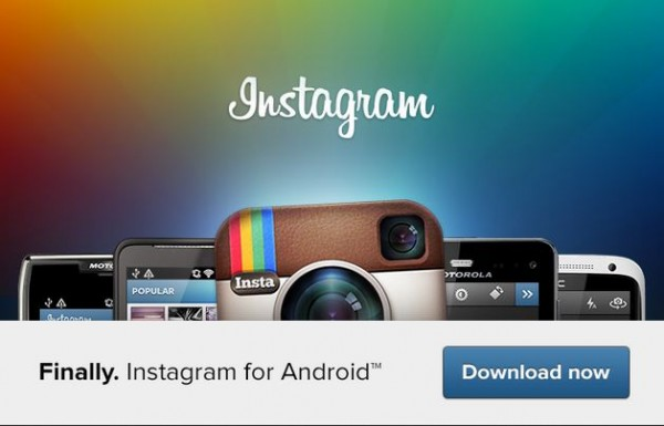 Apple's Marketing Chief Not Happy About Instagram Being Released On Android